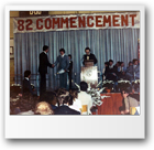 Jarek age 18 at 1982 Graduation Commencement