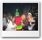 At a Halloween Party as Marvin the Martian