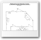 Flathead County Detention Center - Cell Layout